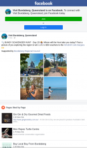 Visit Bundaberg – Win 1 of 2 X $50 Vouchers to The Windmill Cafe Bargara (prize valued at $100)