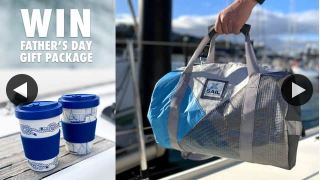 Win a Father's Day Gift Package (prize valued at $300)
