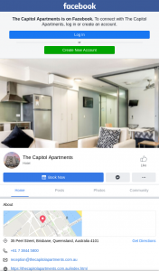Win a 2 Night Stay for 4 People Here at The Capitol Apartments South Brisbane
