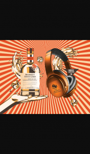 Win a Pair of Monkey Shoulder Branded HeaDouble Passhones Valued at $399 Each (prize valued at $399)