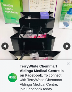 Win 1 of 3 Skin Care Goody Bags Terrywhite Chemmart Aldinga Medical Centre Morning Draw