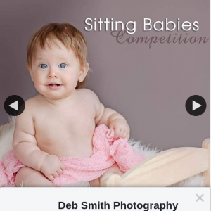 Win One of Five Family Photo Shoot Experiences – Deb Smith Photography (prize valued at $400)