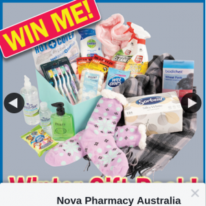 Win Our Amazing Winter Essentials Gift Pack