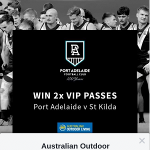 Win 2 VIP Tickets to Watch The Power Vs Saints In Round 8 this Weekend