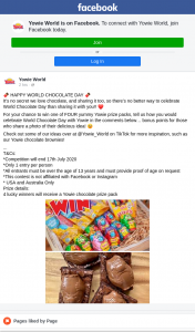 Yowie World – Win One of Four Yummy Yowie Prize Packs