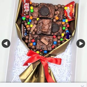 Yummy Box – Win a Brownie Bouquet Which We Have Just Released Online