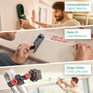 Bosch DIY Power Tools – Win a Measuring Tools prize pack