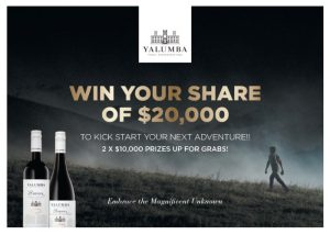 Bottlemart – Win 1 of 2 prizes of $10,000 each