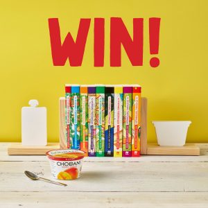 Chobani – Win 1 of 5 sets of the original Treehouse books