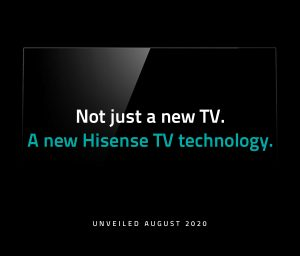 Hisense – Sign Up to Win a Hisense 2020 65SX Dual Cell Televisioin valued at $3,499