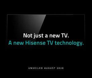 Hisense – Sign Up to Win a Hisense 2020 65SX Dual Cell Televisioin valued at $3,499
