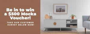 Mocka – Take a customer survey to Win a $500 Mocka voucher