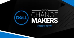 Network Ten – Dell Change Makers – Win a 2020 Dell Change Makers Awards prize package valued up to $124,550