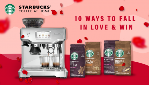 Network Ten – Win 1 of 10 Breville Barista Touch Espresso coffee machines valued at $2,300