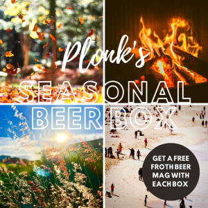 Plonk – Win Beer For A Year