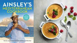 SBS Food – Win 1 of 5 copies of Ainsley's Mediterranean cookbook