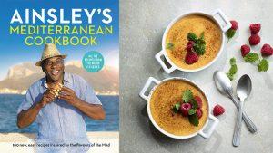 SBS Food – Win 1 of 5 copies of Ainsley's Mediterranean cookbook