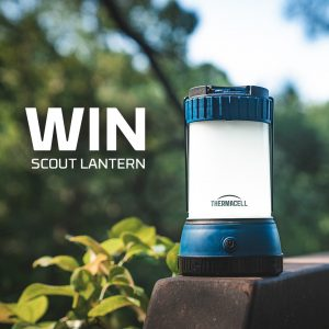 Thermacell Australia – Win 1 of 3 Thermacell Scout Lantern Repellers