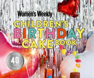 Women's Weekly Food – Win 1 of 5 Party prize packs