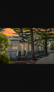 Adelady – Win a Two Night Stay for Four People on The Fleurieu Coast at The Jetty Caravan Park Normanville (prize valued at $320)
