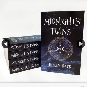 Allen & Unwin teen – Win Midnight's Twins By Holly Race