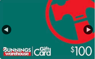 Anchor Ceilings – Win a $100 Bunnings Gift Voucher