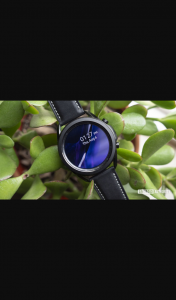 Android Authority – Win a Brand New Samsung Galaxy Watch 3