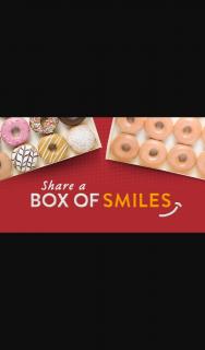Australian Radio Network – Win $100 Cash and Two Dozen Krispy Kreme Doughnuts (prize valued at $41.9)