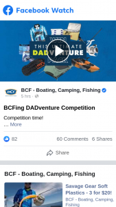 BCF – Win The Ultimate Bcfing Dadventure Pack