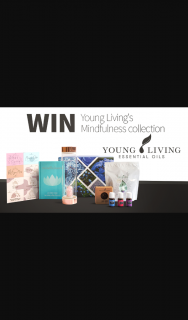 Channel 7 – Sunrise – Win The Mindfulness Collection By Young Living