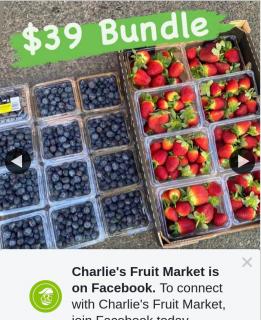 Charlie's Fruit Market Everton Park – Win a $39 Bundle for Free (prize valued at $39)