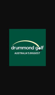 Drummond Golf – Win a Pair of Ecco S-Three Golf Shoes (prize valued at $269.95)