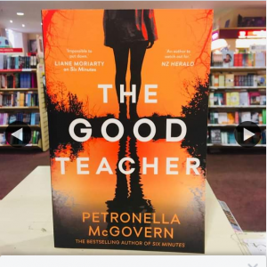 Dymocks Joondalup – Win The Good Teacher By Petronella Mcgovern