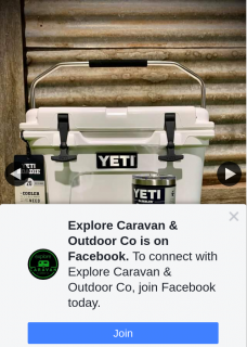 Explore Caravan & Outdoor Co – Win this Yeti Prize Pack (prize valued at $369.95)