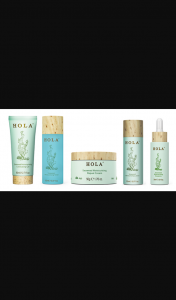 Female – Win a Hola Seaweed Moisturising Pack Valued at $150 Including (prize valued at $150)