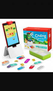 Female – Win a Osmo's Coding Starter Kit Valued at $179.99. (prize valued at $179.99)