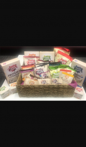 Female – Win a Table of Plenty Hamper (prize valued at $150)