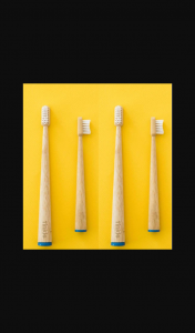 Female – Win One of 6 X Tinkle Bamboo Toothbrush Packs Valued at $168.00. (prize valued at $168)