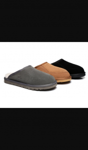 Female – Win One of 3 X Ugg Bred Scuff Slippers Valued at $60.00 Each (normally $98.00). (prize valued at $60)