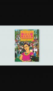 Frankie magazine – Win a Copy of Finding Frida