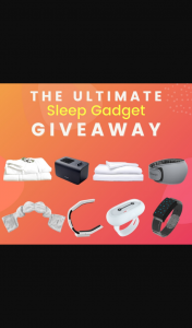 Gadget User – Win this Giveaway