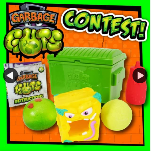 Garbage Guts – Win Some Garbage Guts Toys