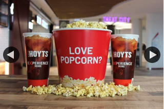 Hoyts Cinemas Redcliffe – Win a Hoyts Double Movie Pass and Complimentary 2
