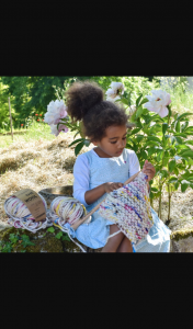 Kiddo Magazine – Win a Dinka Scarf Kids Knitting Kit (prize valued at $80)