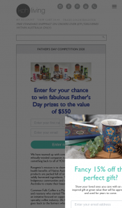 Koh Living – Win Fabulous Father's Day Prizes to The Value of $550