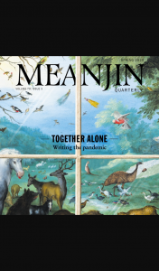 Meanjin – Win a $50 Meanjin 12-month Digital Subscription (prize valued at $500)