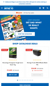 Mitre 10 Membership Req – Spend $30 to – Win a Ford Everest (prize valued at $65,000)