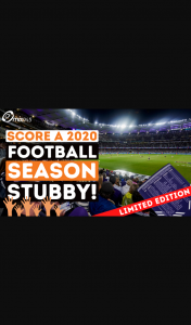 Mix 94.5 – Win 2020 FooTBall Season Stubby