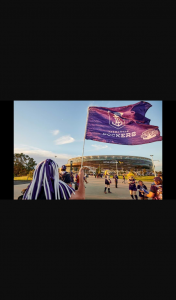 Mix 94.5 – Win Tickets Fremantle Dockers Vs Carlton Sat Aug 15 6.10pm