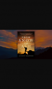 Money Magazine – Win One of Five Copies of From Snow to Ash